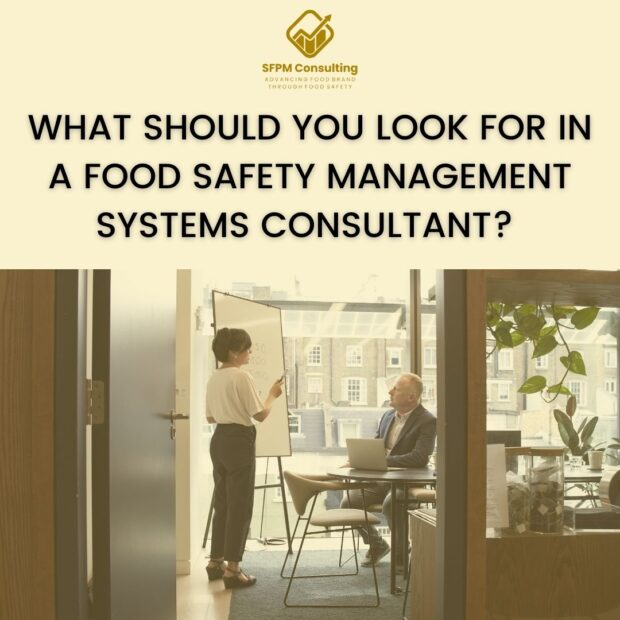 How working with food safety consultant benefits you in 2021?